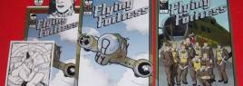 StashMyComics Giveaway: Flying Fortress Comics