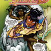 The Fangirl Concern: Preview Princeless Vol 2 #2