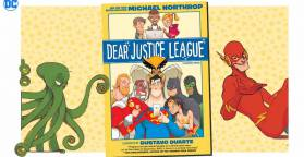 Family Comic Friday- Dear Justice League