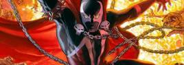 SPAWN #301 Variants from Alex Ross and Friends…