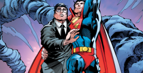 Superman: Up in the Sky #4 Review � What is a man?